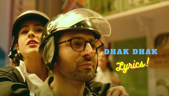 Dhak Dhak Lyrics
