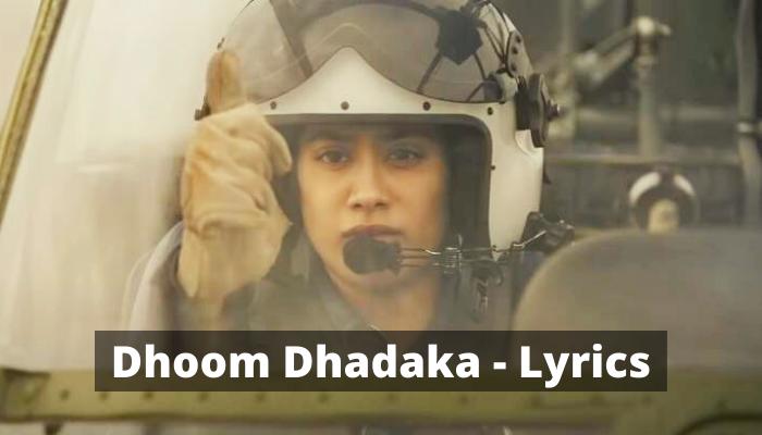 Dhoom Dhadaka - Lyrics