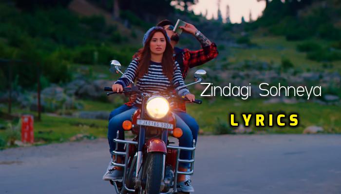 Zindagi Sohneya Lyrics