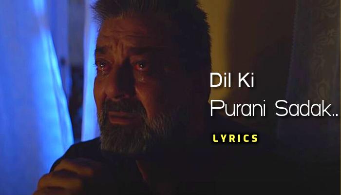 Dil Ki Purani Sadak Lyrics