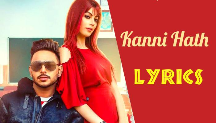 Kanni Hath Lyrics