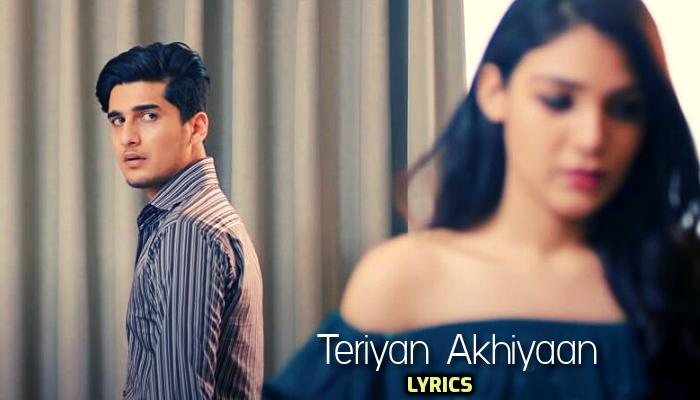 Teriyan Akhiyaan Lyrics